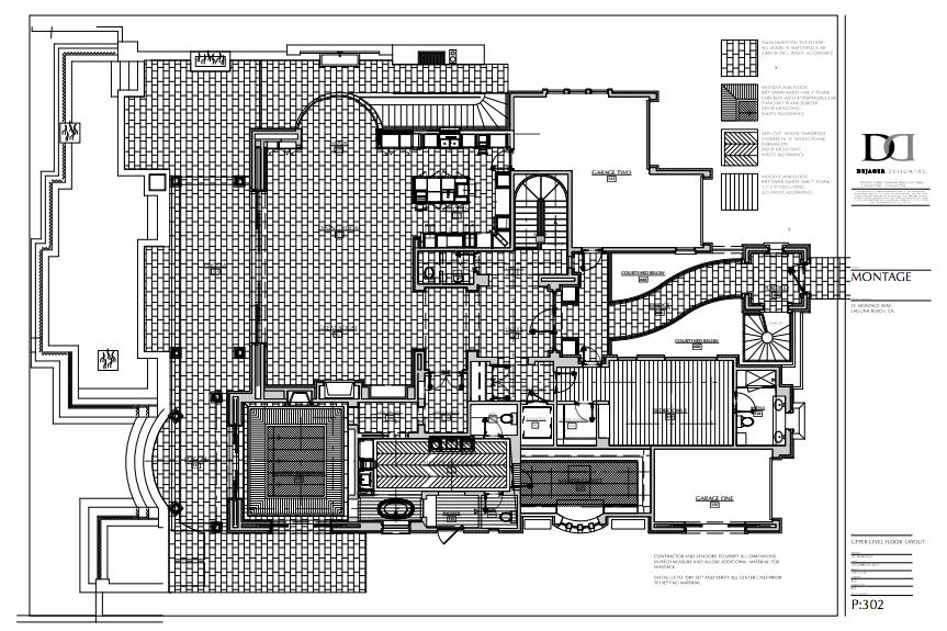 25 Montage Floorplan
